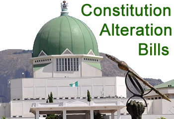 DOWNLOAD THE BILLS ON CONSTITUTIONAL AMENDMENT HERE