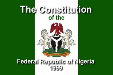 REPORT ON CONSTITUTION ALTERATION BILLS 2017