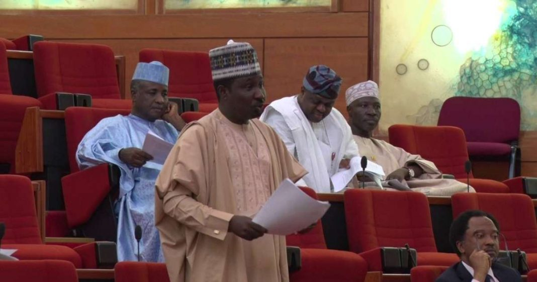 Sen. Jibrin says omitted budgets of MDAs will be addressed