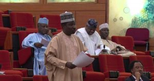 Sen. Jibrin estimating passage of the 2021 budget by december 3rd