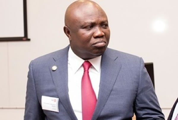Image result for It's over for Ambode as peace efforts fail