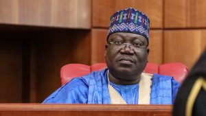 Lawan shifts positions on #EndSARS protests