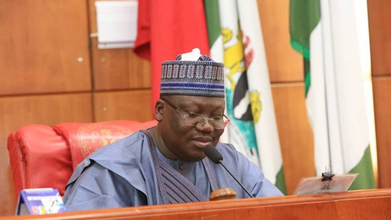 Lawan commits the 9th National Assembly to passage of the PIB