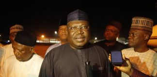 Lawan denies N2bn bribe allegation to confirm INEC chair