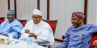 Buhari undermined NASS despite the cheerful photo-ops