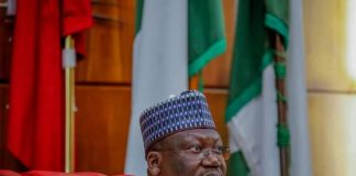 Senator Lawan previewed for 2021