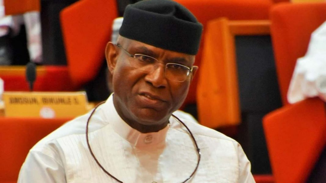 Sen. Omo-Agege canvassing for more funding for host communities