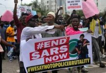 south-west reps warn against making zone #EndSARS battleground