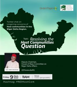 Petroleum reforms host community tweetchat