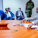 Speaker meeting with the NBA on police reforms