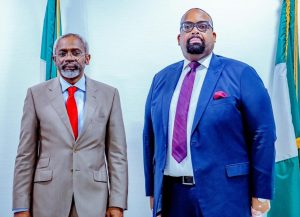 Speaker Gbajabiamila meets with NBA on police reforms