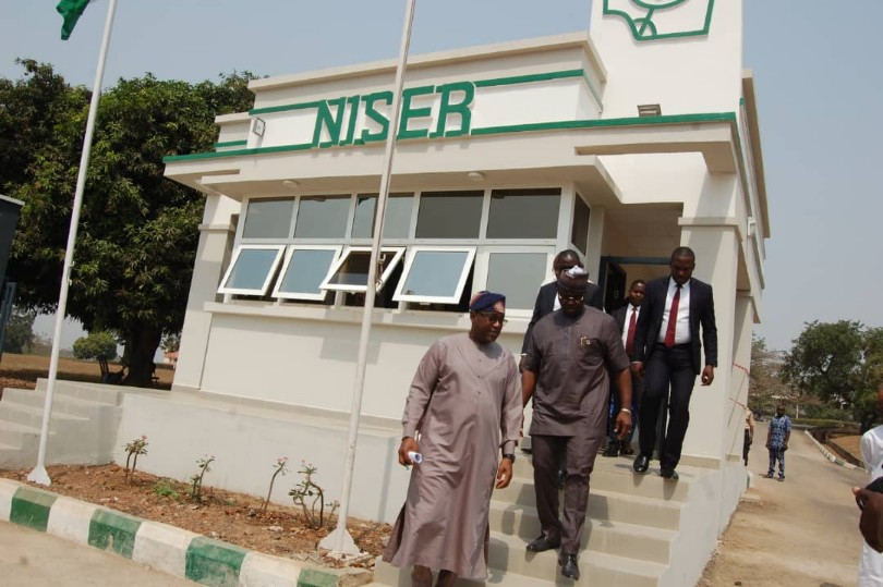 NISER officials sing discordant tunes at budget hearing