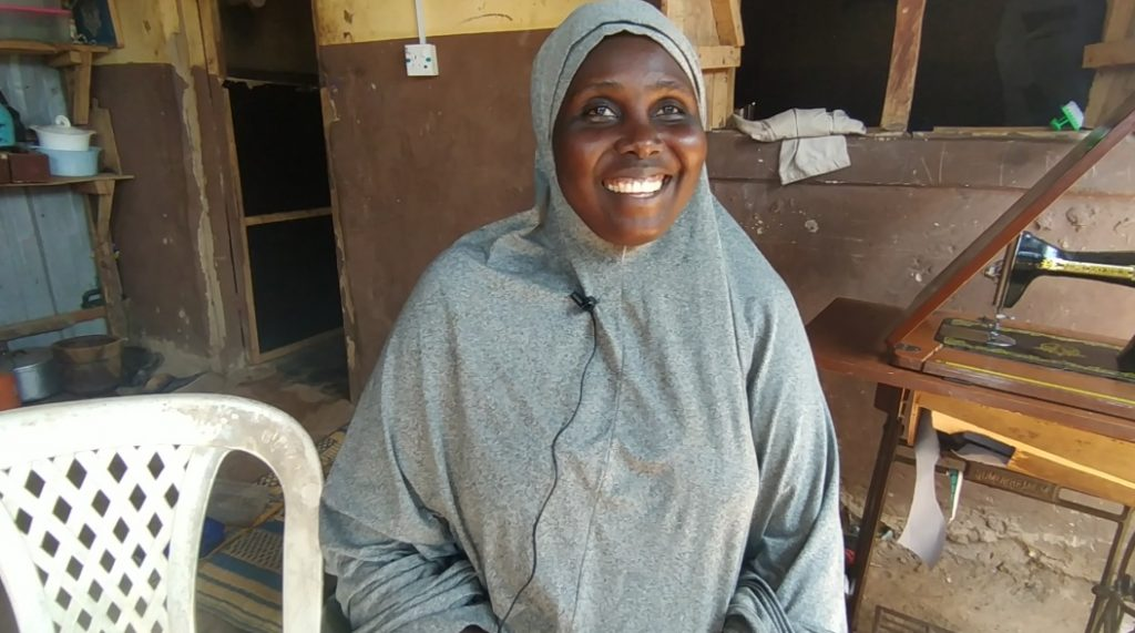 Hadiza is another reason female IDPs can succeed