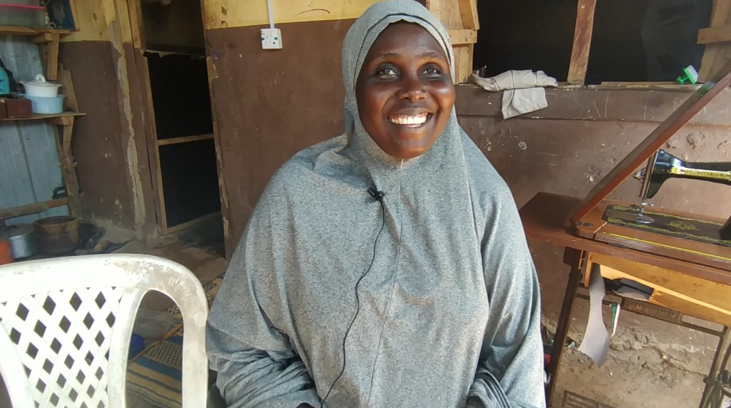 Female IDPs granted for small businesses