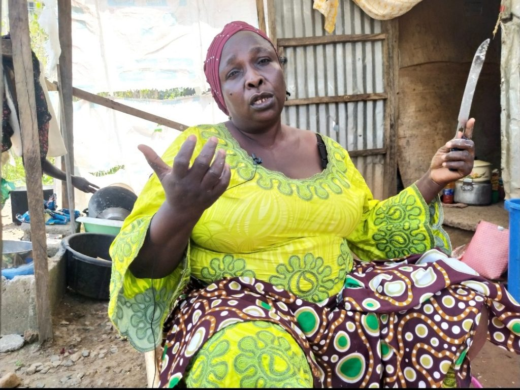 Ayuba is example of IDPs making a living for themselves