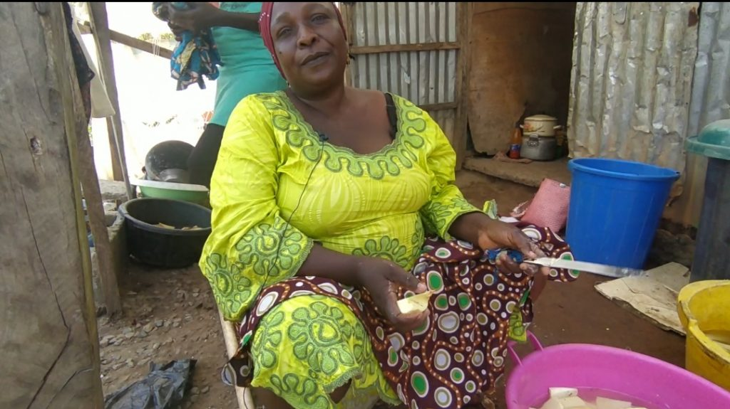 Ayuba typifies the can-do spirit of the female IDP