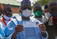 Lawan says APC targetting 100million membership