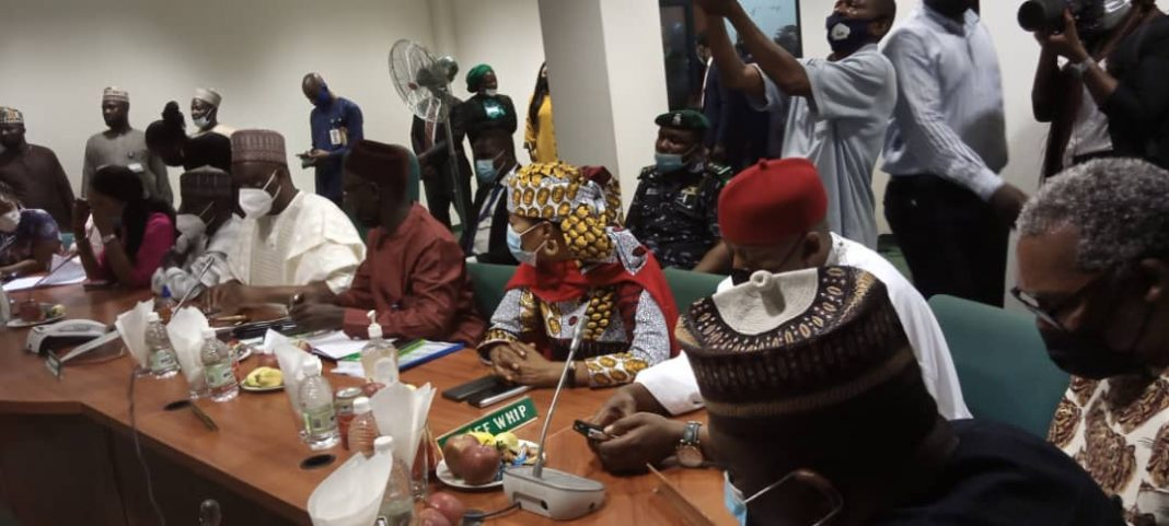traditional rulers seek inclusion